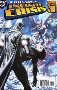 Cover Thumbnail for DC Countdown (DC, 2005 series) #1 [First Printing]