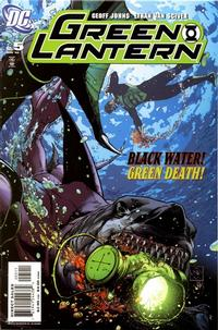 Cover Thumbnail for Green Lantern (DC, 2005 series) #5 [Direct Sales]