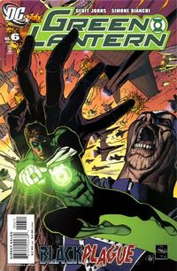 Cover Thumbnail for Green Lantern (DC, 2005 series) #6 [Direct Sales]
