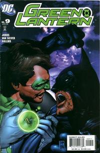 Cover Thumbnail for Green Lantern (DC, 2005 series) #9