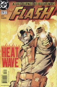 Cover Thumbnail for Flash (DC, 1987 series) #218 [Direct Sales]