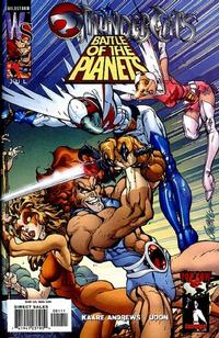 Cover Thumbnail for Thundercats / Battle of the Planets (DC; Image, 2003 series) #1