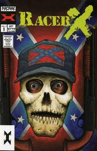 Cover Thumbnail for Racer X (Now, 1989 series) #1