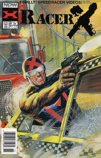 Cover Thumbnail for Racer X (Now, 1989 series) #3