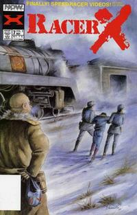 Cover Thumbnail for Racer X (Now, 1989 series) #7
