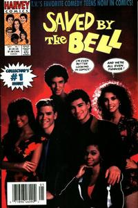 Cover Thumbnail for Saved by the Bell (Harvey, 1992 series) #1