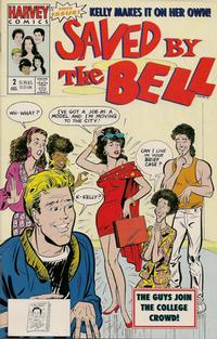 Cover Thumbnail for Saved by the Bell (Harvey, 1992 series) #2
