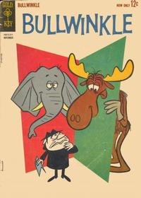 Cover Thumbnail for Bullwinkle (Western, 1962 series) #1
