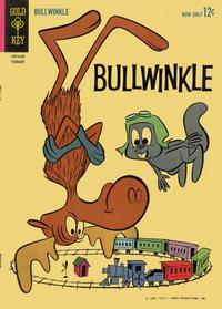 Cover Thumbnail for Bullwinkle (Western, 1962 series) #2