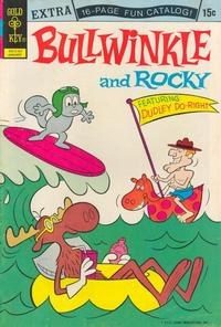 Cover Thumbnail for Bullwinkle (Western, 1962 series) #6