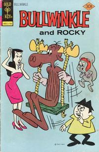 Cover Thumbnail for Bullwinkle (Western, 1962 series) #16 [Gold Key]