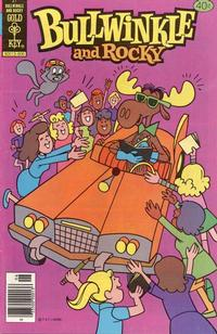 Cover Thumbnail for Bullwinkle (Western, 1962 series) #21 [Gold Key]