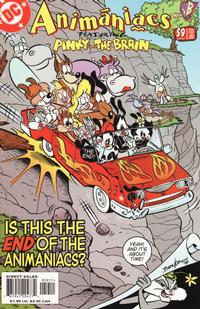 Cover Thumbnail for Animaniacs (DC, 1995 series) #59