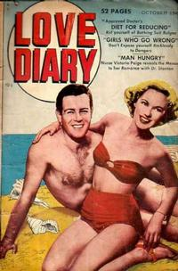 Cover Thumbnail for Love Diary (Orbit-Wanted, 1949 series) #2