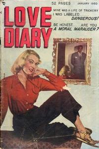 Cover Thumbnail for Love Diary (Orbit-Wanted, 1949 series) #4