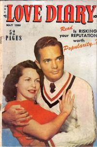 Cover Thumbnail for Love Diary (Orbit-Wanted, 1949 series) #6