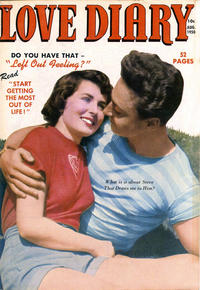 Cover Thumbnail for Love Diary (Orbit-Wanted, 1949 series) #7