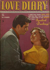 Cover Thumbnail for Love Diary (Orbit-Wanted, 1949 series) #9