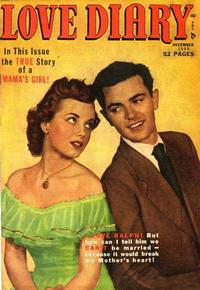 Cover Thumbnail for Love Diary (Orbit-Wanted, 1949 series) #11
