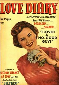 Cover Thumbnail for Love Diary (Orbit-Wanted, 1949 series) #15