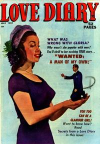 Cover Thumbnail for Love Diary (Orbit-Wanted, 1949 series) #16