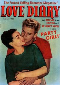 Cover Thumbnail for Love Diary (Orbit-Wanted, 1949 series) #25