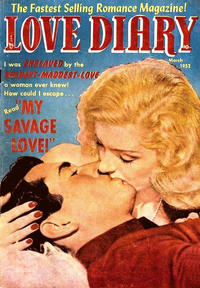 Cover Thumbnail for Love Diary (Orbit-Wanted, 1949 series) #26