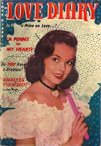 Cover Thumbnail for Love Diary (Orbit-Wanted, 1949 series) #28