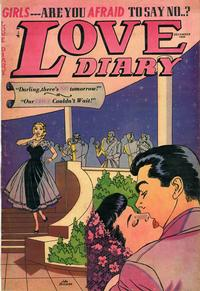 Cover Thumbnail for Love Diary (Orbit-Wanted, 1949 series) #32