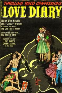 Cover Thumbnail for Love Diary (Orbit-Wanted, 1949 series) #35