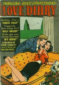 Cover Thumbnail for Love Diary (Orbit-Wanted, 1949 series) #39