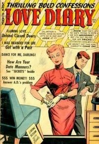 Cover Thumbnail for Love Diary (Orbit-Wanted, 1949 series) #41