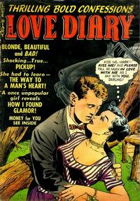 Cover Thumbnail for Love Diary (Orbit-Wanted, 1949 series) #42