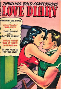 Cover Thumbnail for Love Diary (Orbit-Wanted, 1949 series) #44