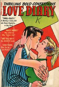 Cover Thumbnail for Love Diary (Orbit-Wanted, 1949 series) #46