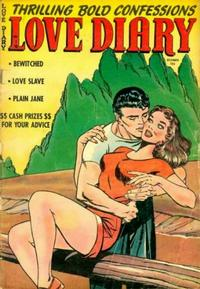 Cover Thumbnail for Love Diary (Orbit-Wanted, 1949 series) #47