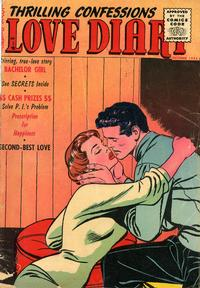Cover Thumbnail for Love Diary (Orbit-Wanted, 1949 series) #48