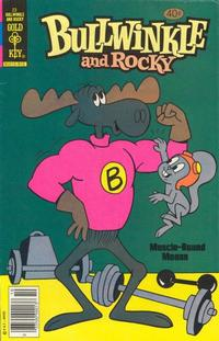 Cover Thumbnail for Bullwinkle and Rocky (Western, 1979 series) #23