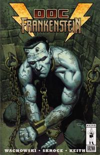 Cover Thumbnail for Doc Frankenstein (Burlyman Entertainment, 2004 series) #3 [Regular Cover]