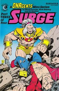 Cover Thumbnail for Surge (Eclipse, 1984 series) #3