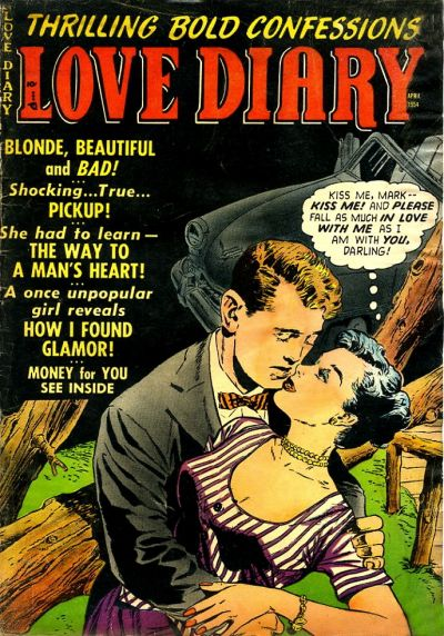 Cover for Love Diary (Orbit-Wanted, 1949 series) #42