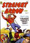 Cover for Straight Arrow (Magazine Enterprises, 1950 series) #5