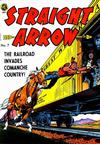 Cover for Straight Arrow (Magazine Enterprises, 1950 series) #7