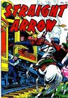 Cover for Straight Arrow (Magazine Enterprises, 1950 series) #13