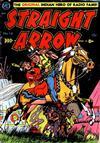 Cover for Straight Arrow (Magazine Enterprises, 1950 series) #14