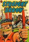 Cover for Straight Arrow (Magazine Enterprises, 1950 series) #15