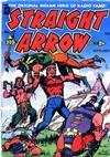 Cover for Straight Arrow (Magazine Enterprises, 1950 series) #17
