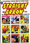 Cover for Straight Arrow (Magazine Enterprises, 1950 series) #25