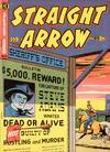 Cover for Straight Arrow (Magazine Enterprises, 1950 series) #26
