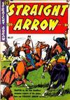 Cover for Straight Arrow (Magazine Enterprises, 1950 series) #27